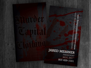 Murder Capital Clothing Inc.